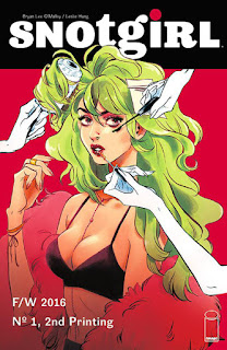 Snotgirl #1 - Second-Printing