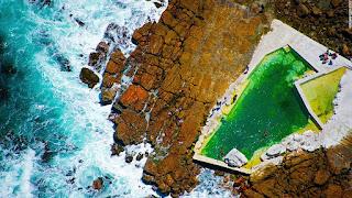 15 bãi biển đẹp mê mẩn nhìn từ trên cao - Ảnh 8