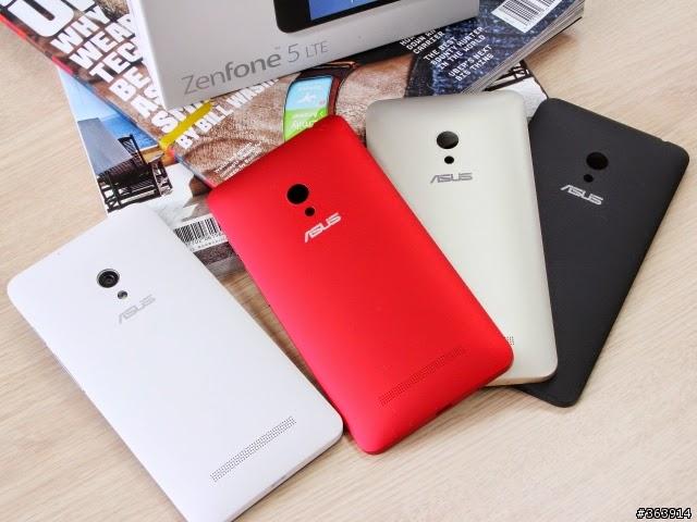 Asus Zenfone: Zenfone 5 LTE A500KL Camera Test