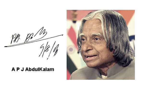 Apj Abdul Kalam Thoughts About Limitations Cross