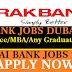 JOBS IN RAKBANK DUBAI- FEBRUARY 2019