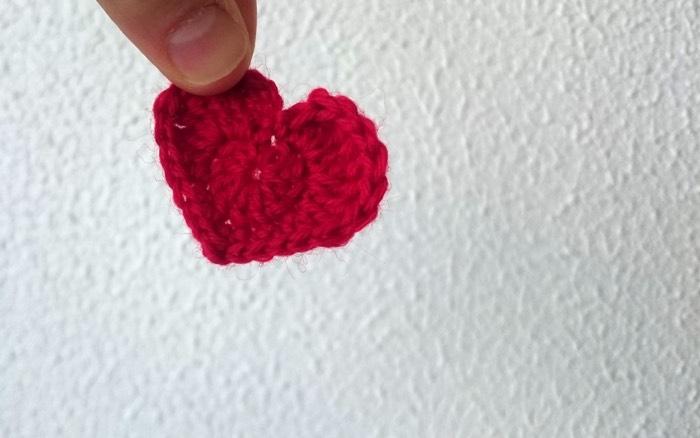 virkattu sydän