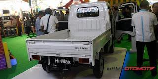 Kapasitas Daihatsu Himax hingga 1 ton