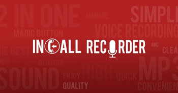 Graba tus llamadas con MP3 in Call Recorder para Android - www.dominioblogger.com