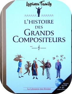 histoire des grands compositeurs
