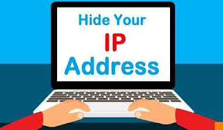 cara menyembunyikan ip address di laptop, pc, android
