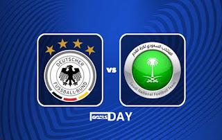 Germany vs Saudi Arabia – Highlights