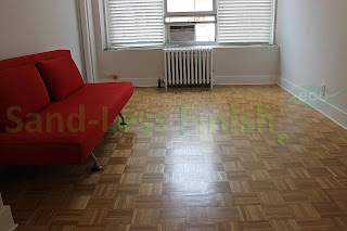 Zero Dust Wood Floor Refinishing, NYC