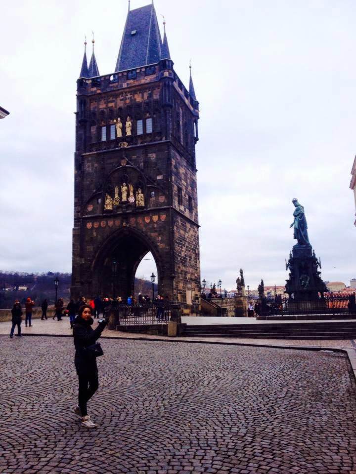 tower east side charles bridge