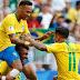 世界杯16强战绩 5 :巴西继续桑巴 2 :0 拿下墨西哥,跳进8强!