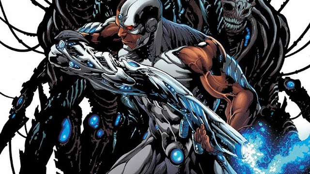 Kekuatan Cyborg (Victor Stone), Manusia Cybernetic Anggota Justice League