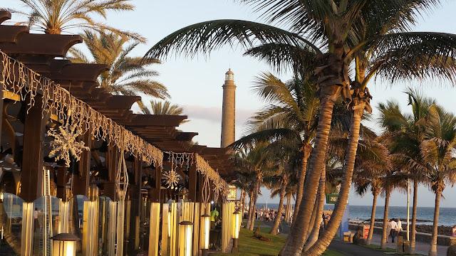 Gran Canaria Reise Info Der Leuchtturm El Faro Maspalomas