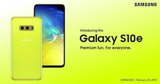 Cara Reset Ulang Samsung Galaxy S10E Lupa Pola dan Pin