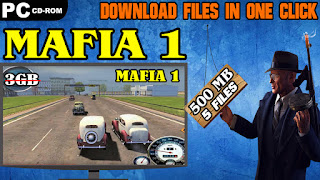 MAFIA 1 PC GAME DOWNLOAD