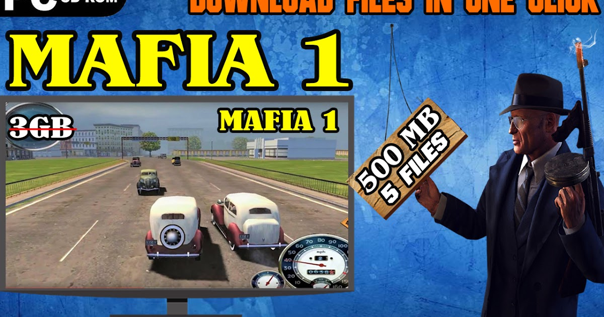 mafia 1 download full game for pc