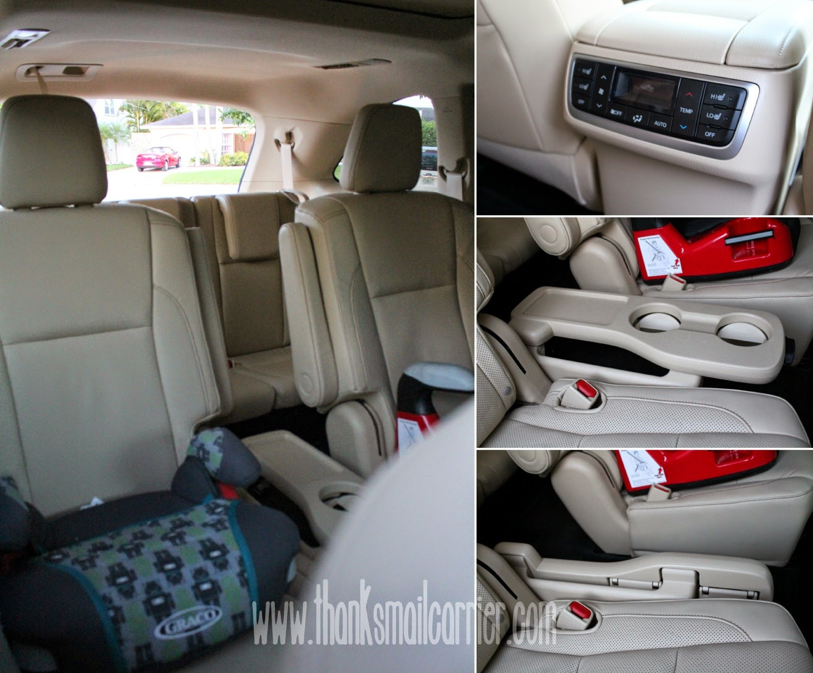 Which Three Row Suvs Offer Second Row Captains Chairs ...