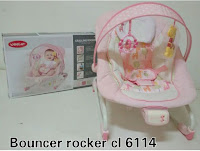 Baby Bouncer Weeler CL6114 Cradling Rocker
