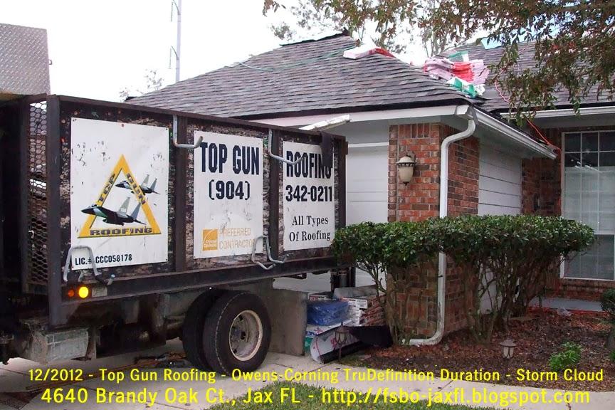 4640 Brandy Oak Court Roof by Top Gun December 2012