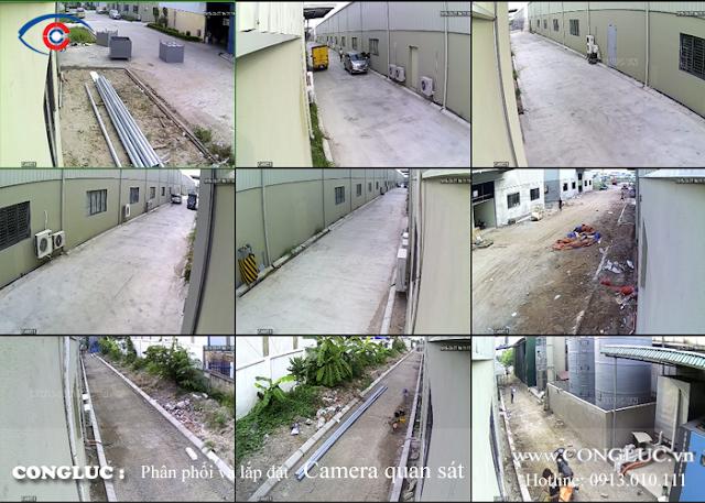 Lắp camera giám sát Samsung tại Hải Phòng