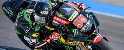 MotoGP, Moto2, Moto3, Litar Antarabangsa Sepang, Sport, Hafizh Syahrin, SIC, Sepang International Circuit, Yamaha, Honda, Monster Tech3, Keputusan MotoGP di Litar Antarabangsa Sepang, Malaysia,