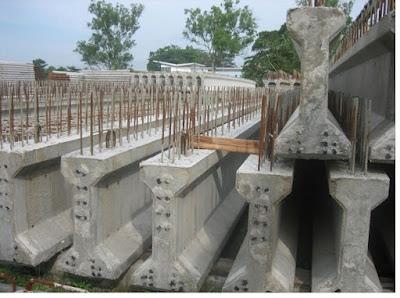 Pengertian beton prategang - pustakapengetahuan.com