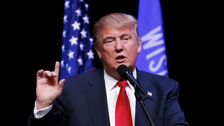 Trump advierte sobre un nuevo 11-S por refugiados. Falsa Bandera?