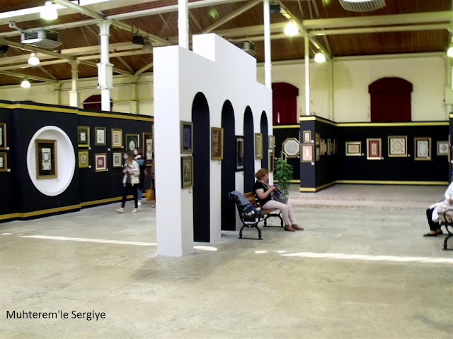 türk islam eserleri sergisi