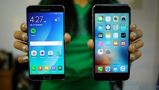 Apa itu Smartphone Terbaik? Samsung Galaxy S4 Atau iPhone 5?