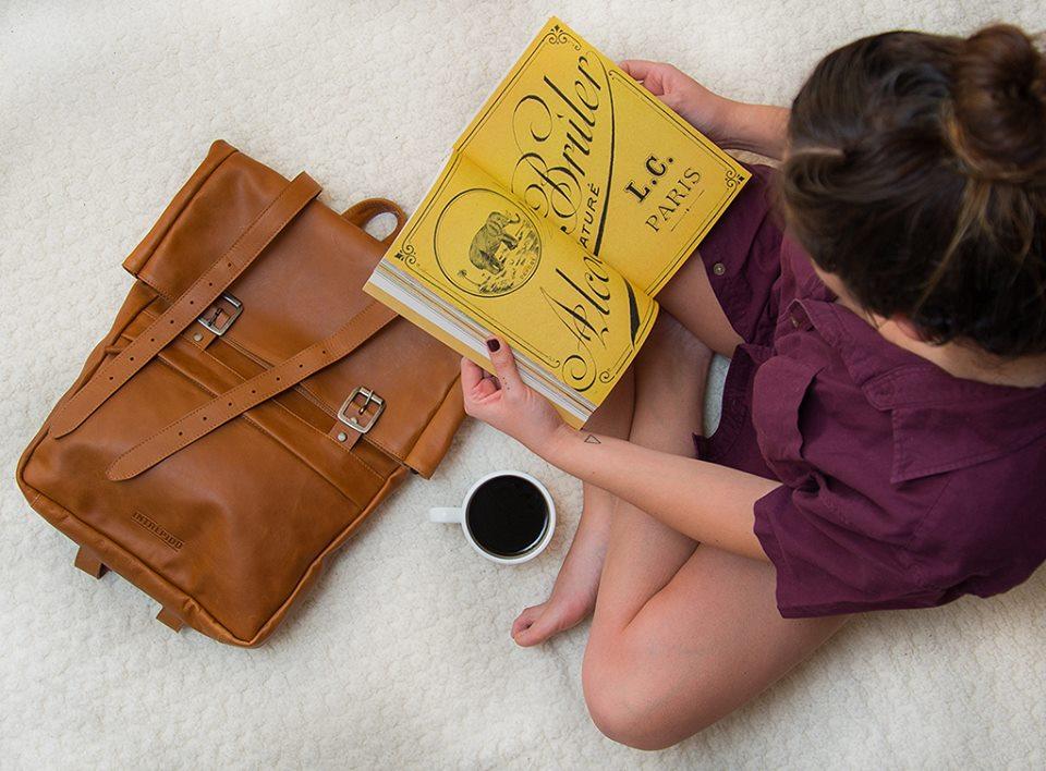 e56dcdb47 Intrépido: mochilas, bolsos y accesorios que comunican el valor del oficio