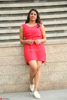 Shravya Reddy in Short Tight Red Dress Spicy Pics ~  Exclusive Pics 121.JPG