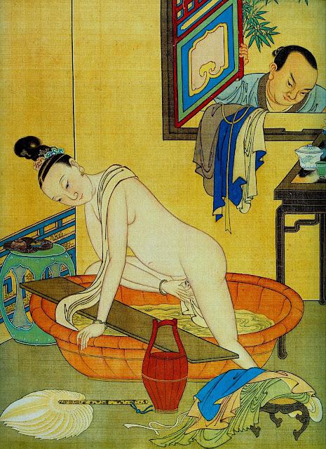 Qiu Ying: Illustrazione