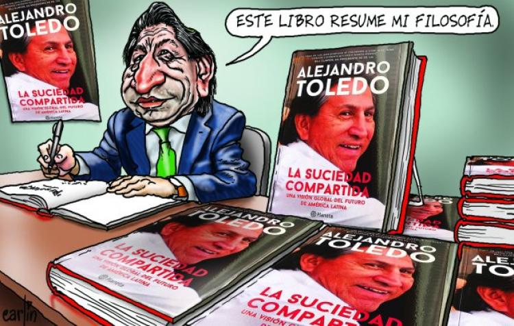 Carlincaturas Sábado 18 Febrero 2017 - La República