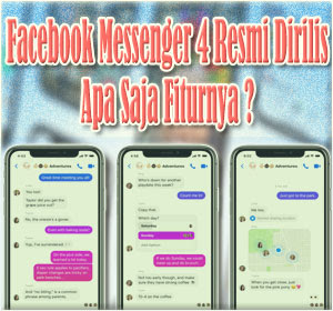 Facebook Messenger 4
