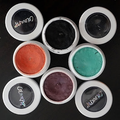 Super Shock Shadows Colourpop Matte