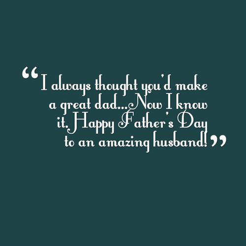 Top Happy Father's Day Quotes From Son