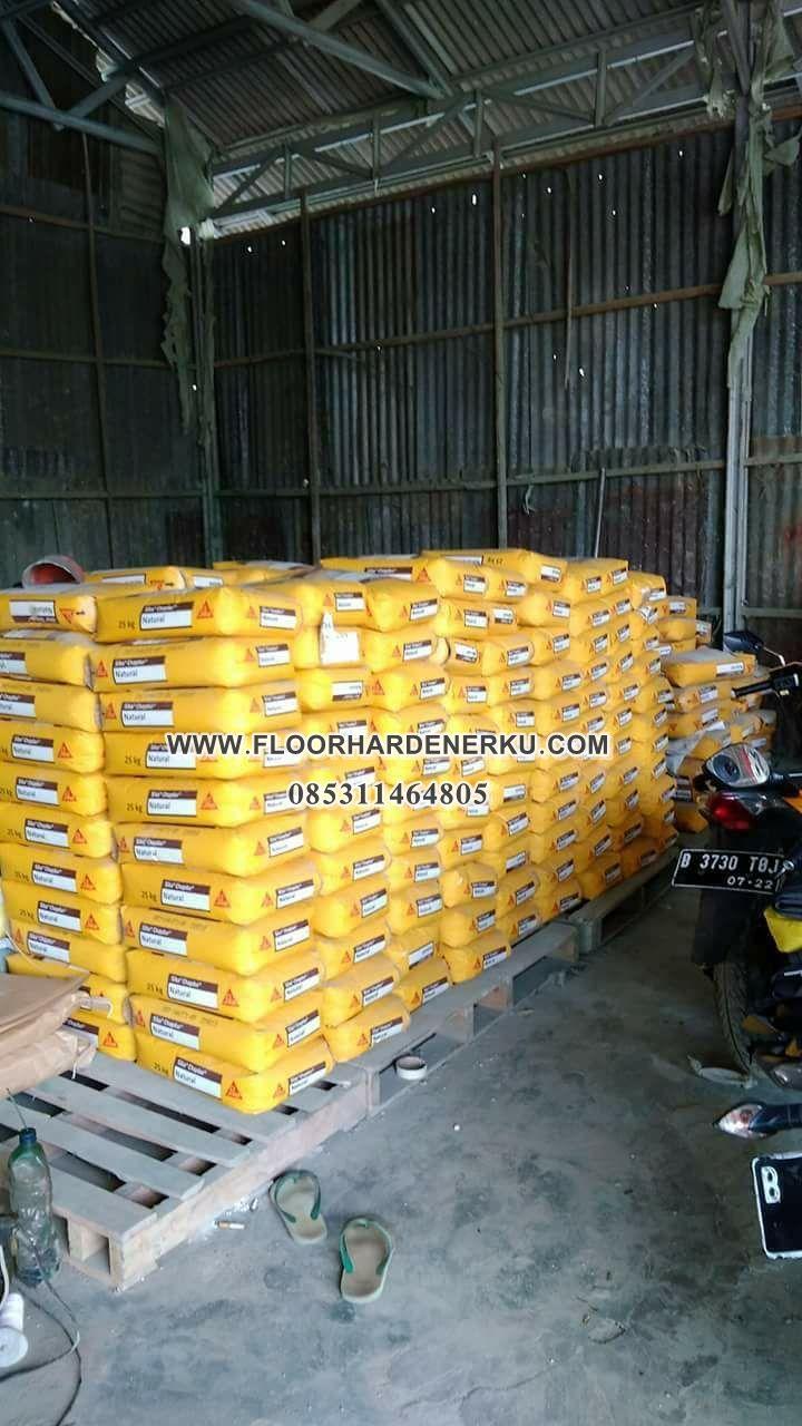 Harga Material Floor Hardener Warna Biru