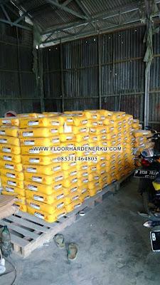 Harga Floor Hardener Fosroc Jakarta