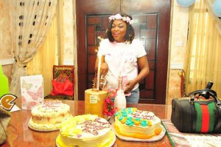 Photos from Funke Akindele's 40th birthday