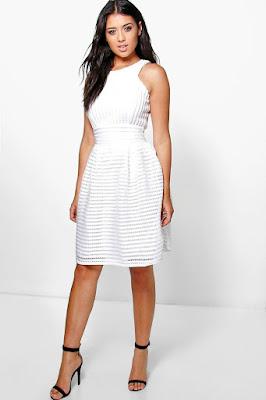 alternativas de Vestidos de Fiesta Blancos