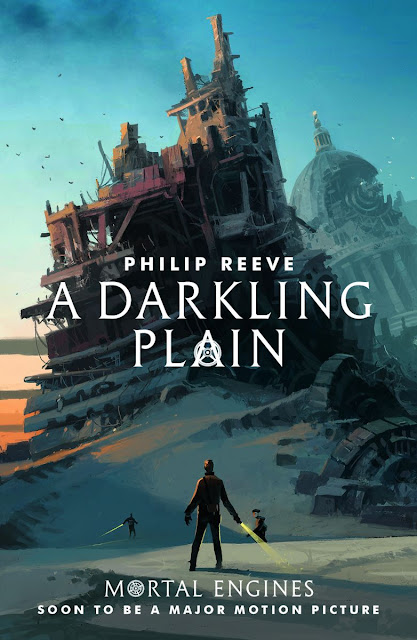 a darkling plain cover by ian mcque