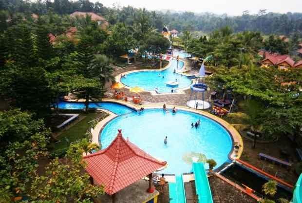Owabong - tempat wisata di Purbalingga