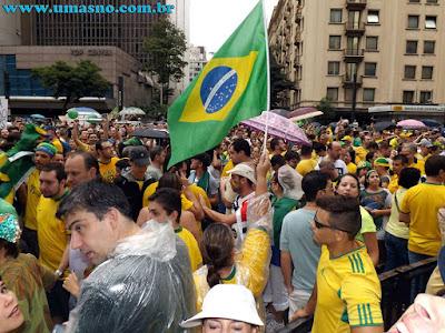 Manifestações Na Paulista - Blog do Asno