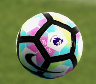 New Ball EPL 2016-2017 Pes 2013