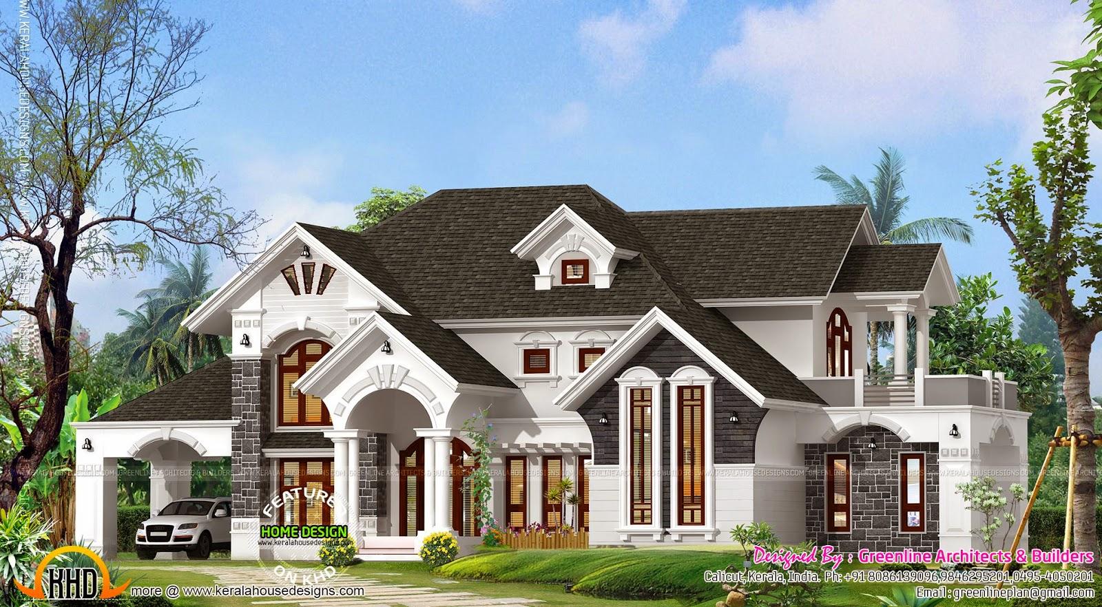 Outstanding Luxury Villa Exterior