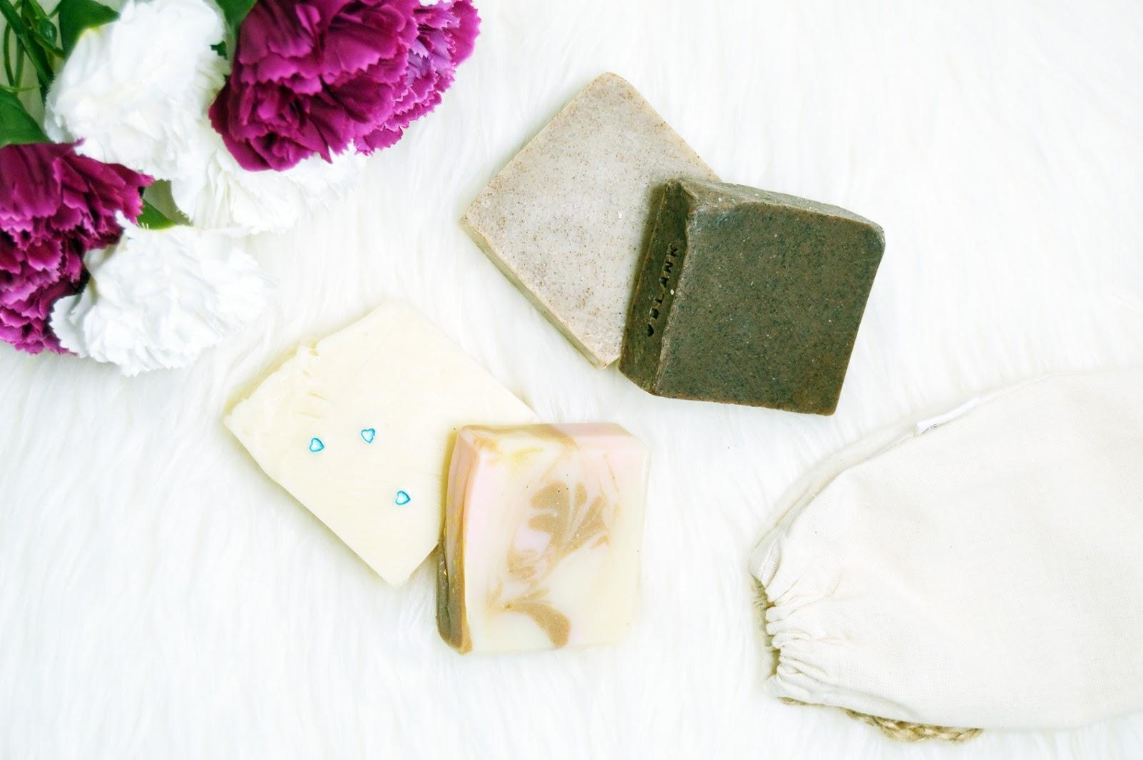 Naturalne odżywcze mydła – Blank mydlarnia