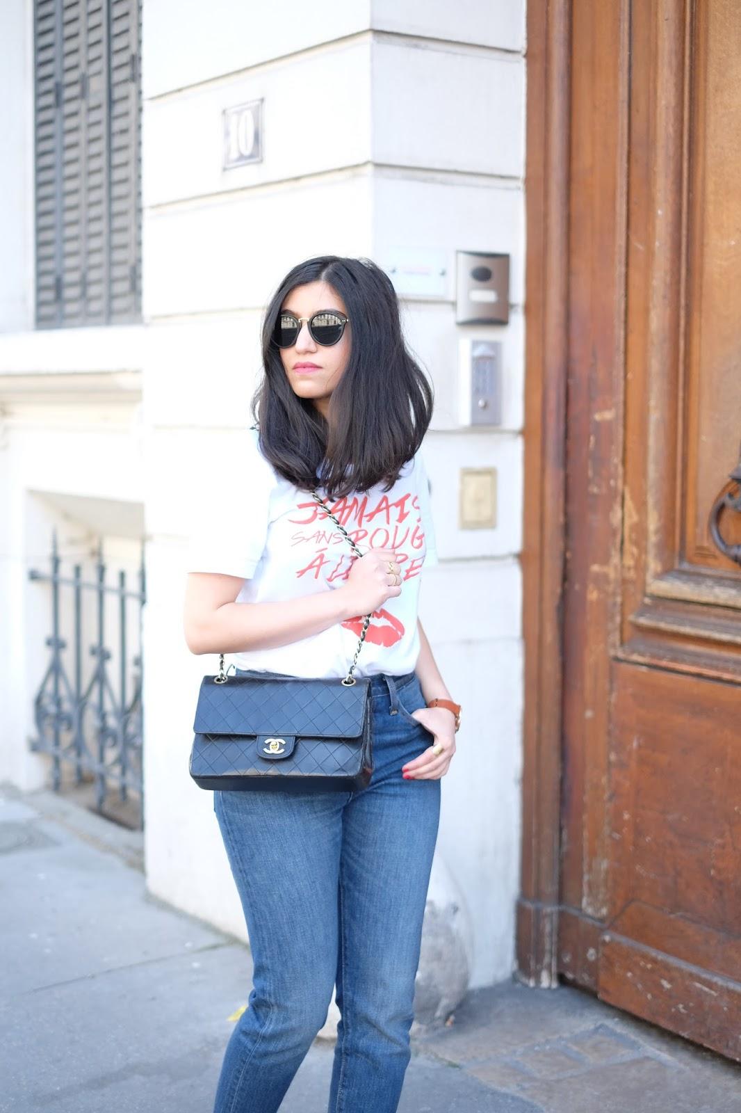 blogueuse mode, blog mode, amenidaily, sac chanel, modeuse, blogueuse lyonnaise