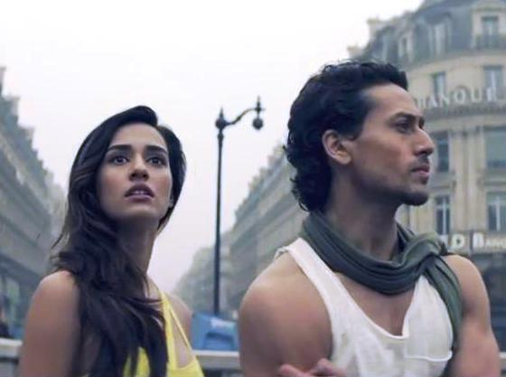 Befikra Lyrics - Tiger Shroff & Disha Patani