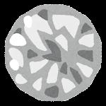 宝石のイラスト(ダイヤモンド)