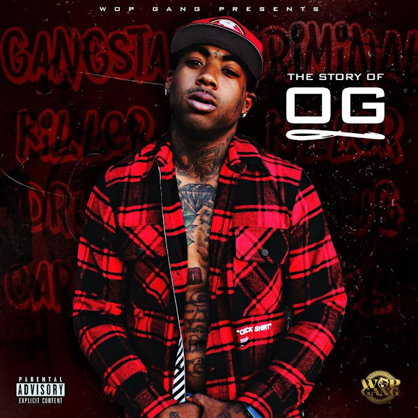 OG Boo Dirty - Old Me (feat. Kevin Gates) - Single Cover