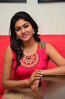 Akshita super cute Pink Choli at south indian thalis and filmy breakfast in Filmy Junction inaguration by Gopichand ~  Exclusive 107.JPG